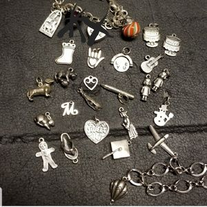 EACH For Sale:  James Avery Charms